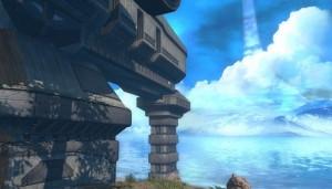Halo: Combat Anniversary, il paesaggio