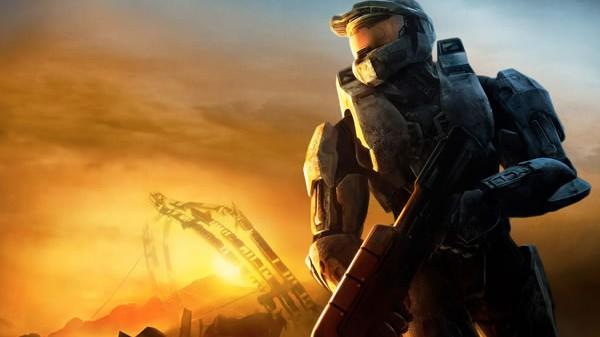 Halo, Master Chief e il tramonto