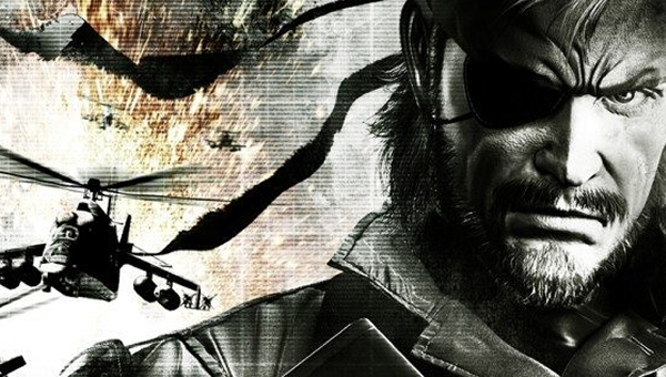 Metal Gear Solid: Peace Walker, Snake fa il figo