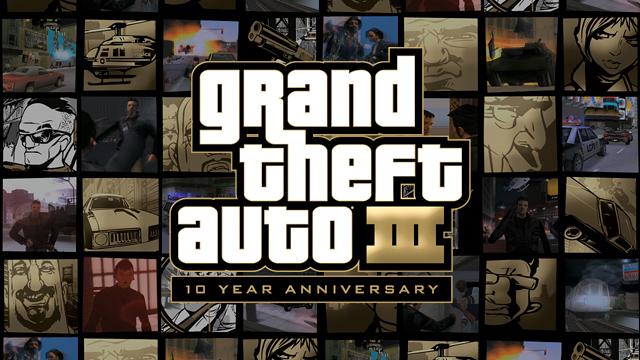 Buon compleanno, GTA III