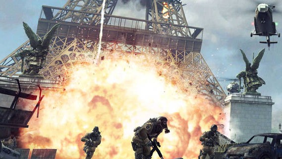 Call of Duty: Modern Warfare 3, l'Europa è sotto attacco