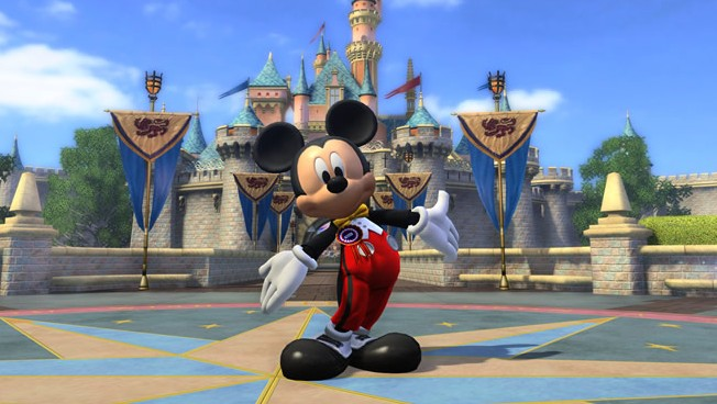 Kinect Disneyland Adventures - Mickey Mouse