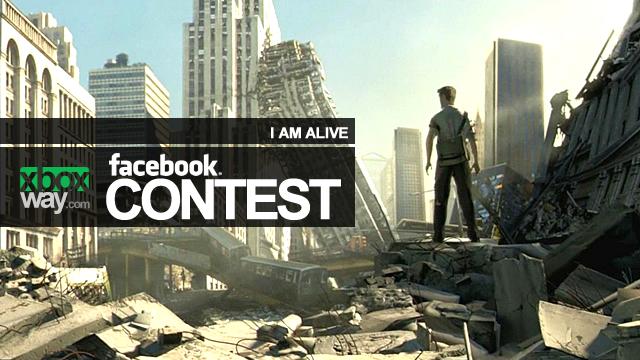 I Am Alive XW Facebook Contest