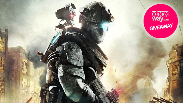 Ghost Recon giveaway