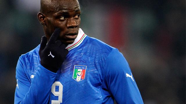 Euro 2012 - Balotelli
