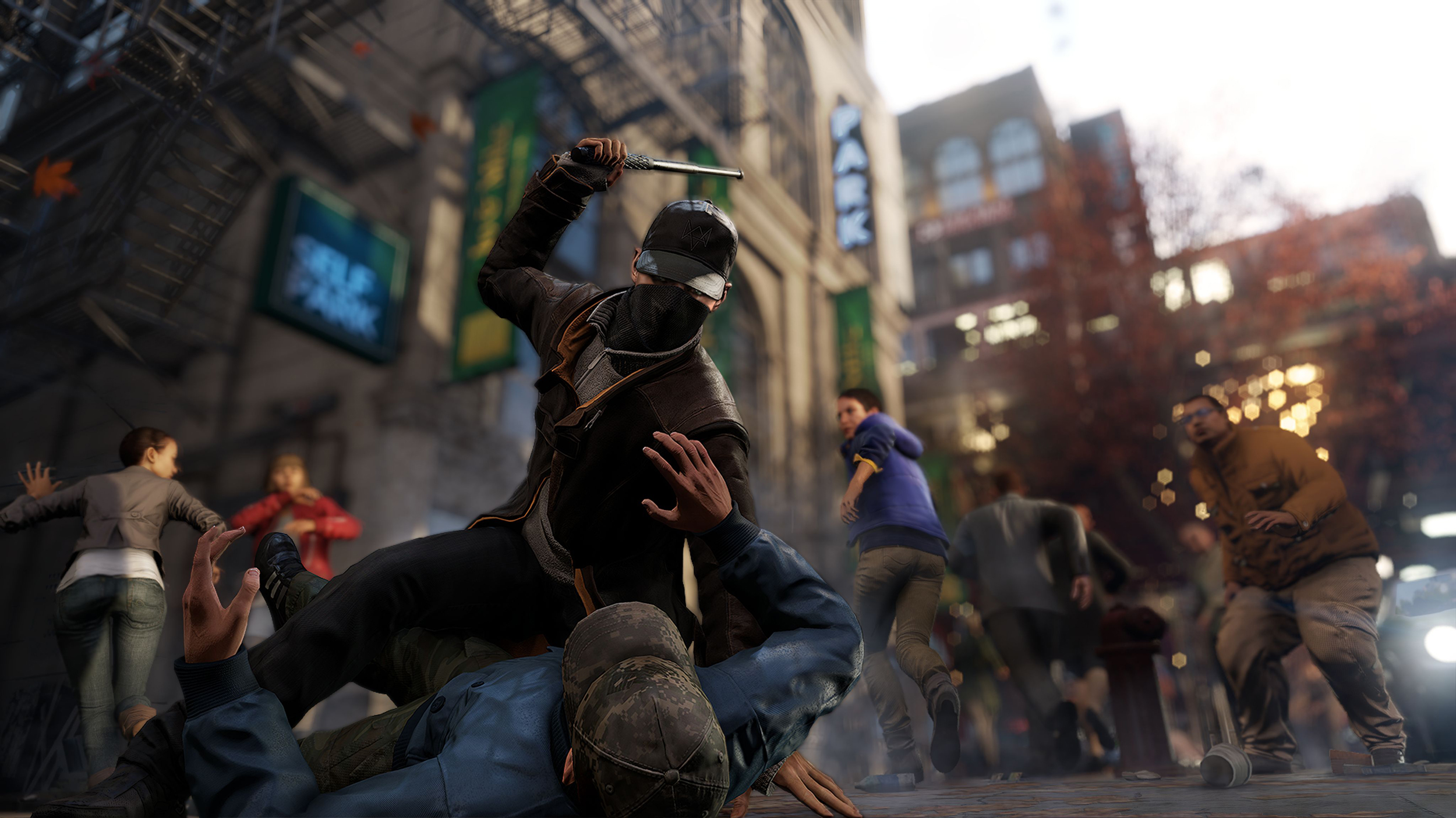 Watch Dogs Shot