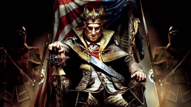 Assassin's Creed III - Re Washington