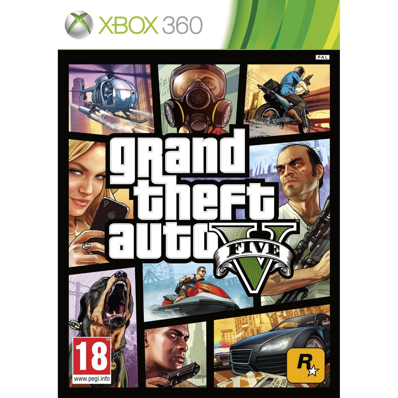 Gta v sarà disponibile dal 17 settembre per xbox 360 e playstation 3