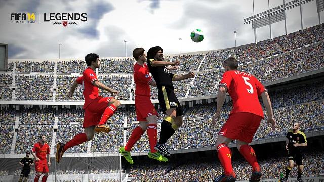 FIFA Ultimate Team si evolve in Legends, introducendo i più grandi calciatori che il calcio abbia mai conosciuto.