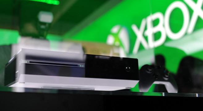 Xbox One vetrina