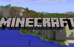 Minecraft-Logo-Wallpaper