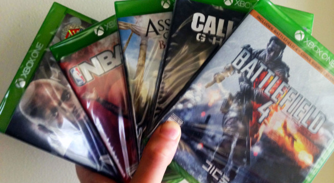 Xbox-One-Games