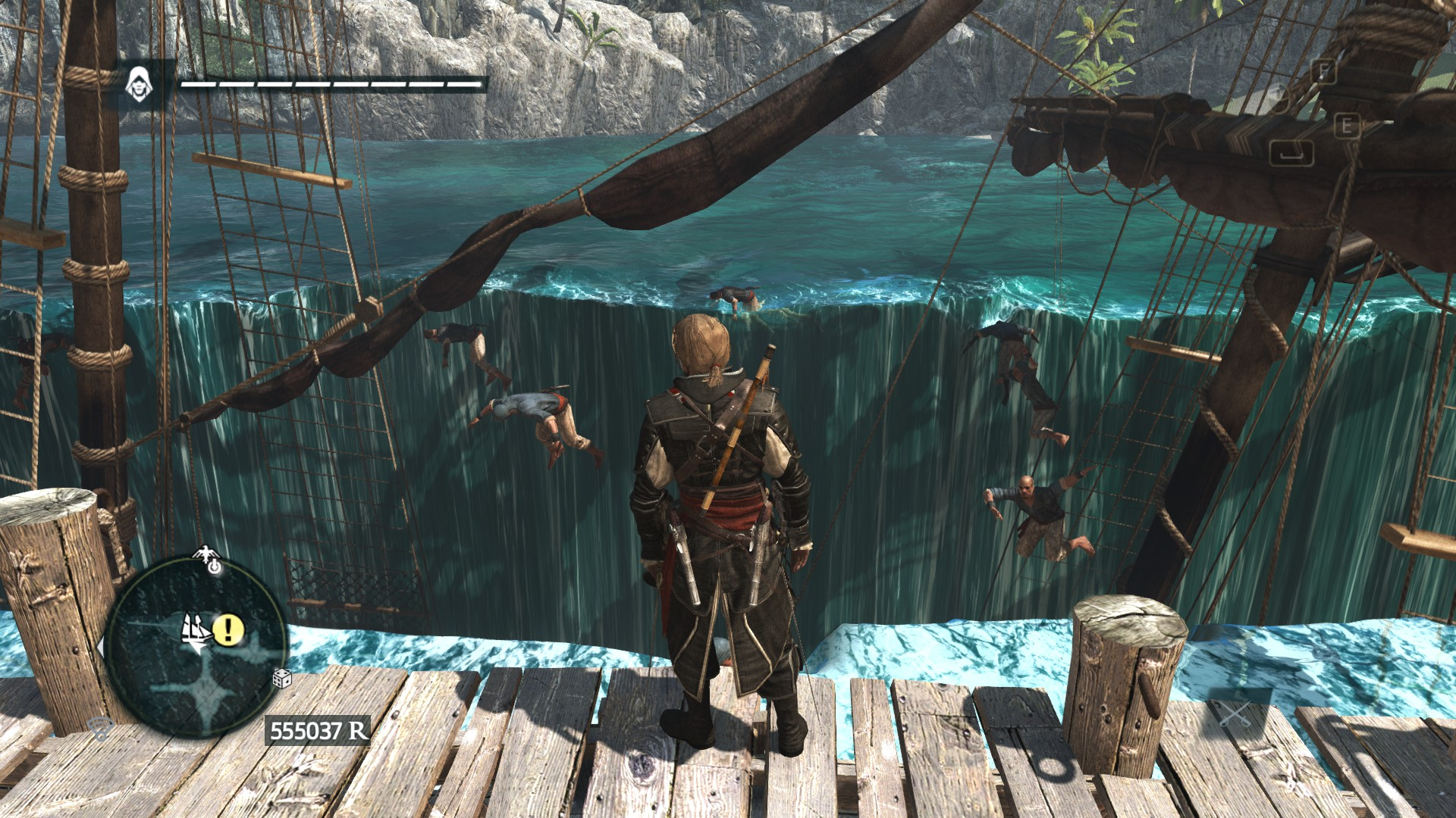 Assassin's Creed IV bug