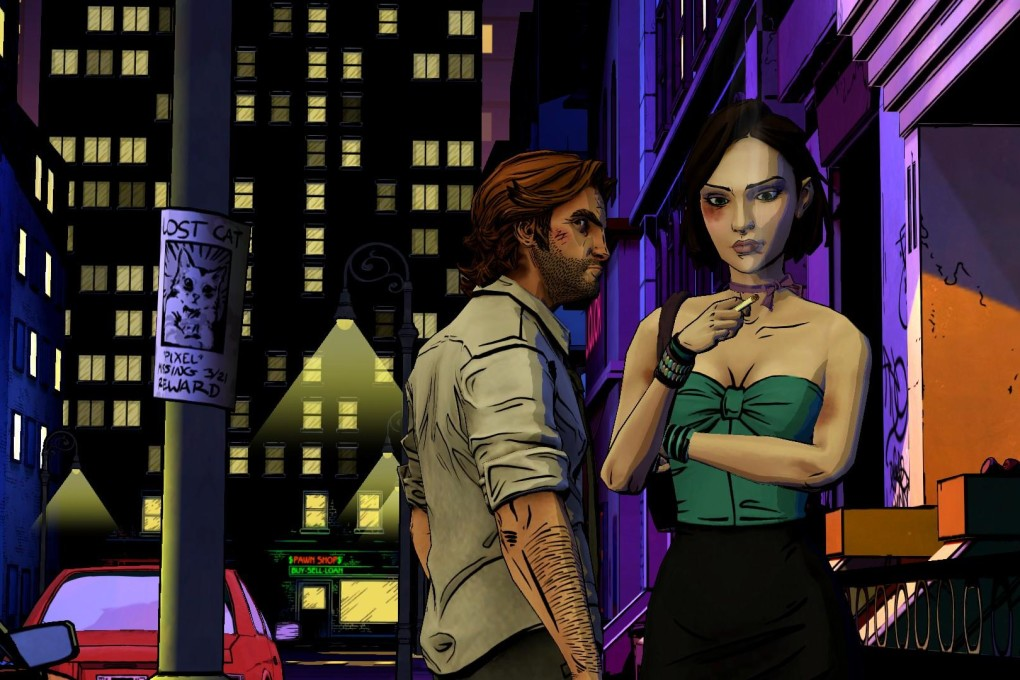 The Wolf Among Us 1080p